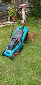 Bosch rotak 36 lawnmower In excellent condition