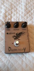 Joyo Digital Delay Pedal