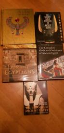 Egyptian books