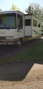 NEW PRICE 2001 Georgie Boy/Landau Motorhome   au