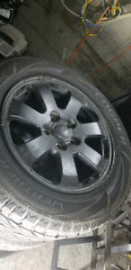 Jeep winter tires 5x5