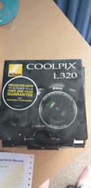 Coolpix L320 digital camera