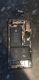 Iphone x faulty
