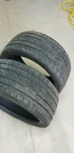 Tires for sale 245 /35 zr19