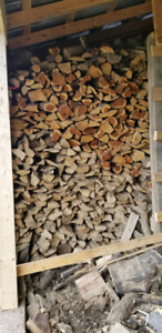 Mixed wood for sale. Mostly pre split