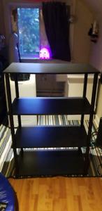 Brown Storage Shelf