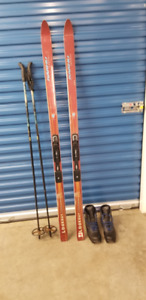Cross Country (backcountry) Skis