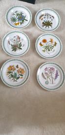 The Botanic Garden Circa 1818 - Plates & 1 Jar