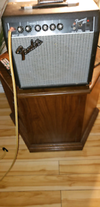 Fender squire strat  and fender amp for sale