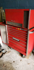 3 piece Snap-On tool box combo