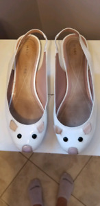 Marc Jacobs Patent leather cat shoes