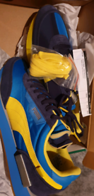 Puma trainers size 9 new cost £85