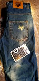 Bulletproof Motorbike Ladies Kevlar Jeans - Size10s