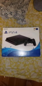 1 TB PS4 Slim for trade