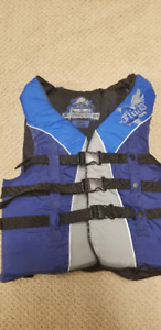 Four life jackets in good shape