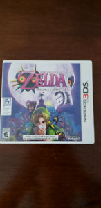 Majora's Mask 3D - The Legend of Zelda