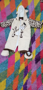snow suit for baby boy or girl