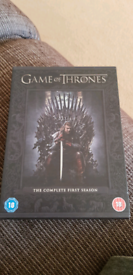 Game of Thrones Boxsets