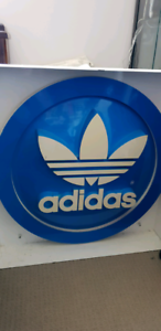 Official Adidas store Fixture