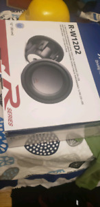 Type R subwoofer (immaculate 10/10 condition)