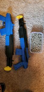 Jt splatmaster paintball guns