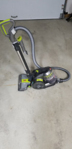 Balayeuse vacuum cleaner Hoover Wind tunnel