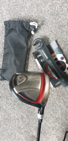 Nike Victory Red STR8-FIT tour driver, 10.5 deg
