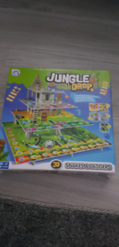 Jungle Drop Board Game