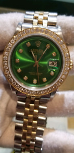Authentic Rolex O.P Datejust watch