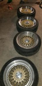 """17"""" Konig Privat Wheels 5x100 5x112"""