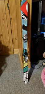 Twin tip skis youth