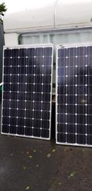 Solar panels,Boat Campervan,Motorhome,Garage, Shed,Off Grid