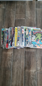 Lot de bd, Marvel, DC, comic book lot