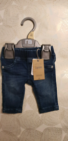 Mothercare New baby My first jogger jeans