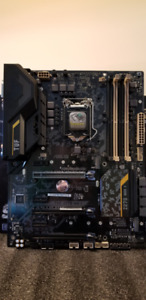 Asus Z270 Tuf Mark 2 ATX - LGA 1151 Intel i7/i5/i3 *MINT*