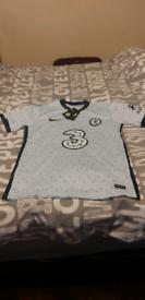 Chelsea away football shirt
