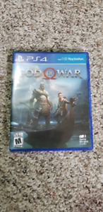 God of War Deluxe Edition (PS4 ver)
