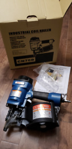 Industrial Coil Nailer (BRAND NEW)