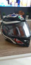 Agv helmet genuine one like new