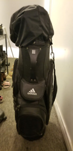 Adidas Golf Bag for sale (CLUBS NOT INCLUDED)