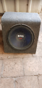 12 inch subwoofer Wyong Wyong Area Preview