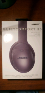 Bose QuietComfort QC35 black Wireless Bluetooth