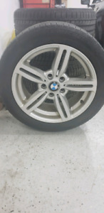 BMW Winter tire package 2012 to 2014 BMW 3 Series