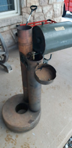 Antique 1979 Military gas heater