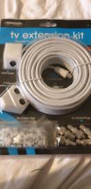NEW TV /Satalite Extension Kit