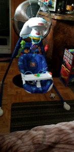 Fisher price cradle and swing Ocean Theme