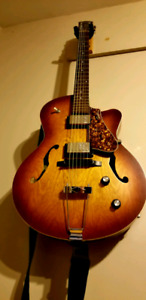 GODIN 5TH AVE CW KINGPIN II with TRIX Case
