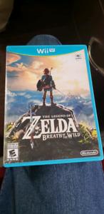 Zelda vreath of the wild