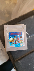 Super Mario land for the gameboy