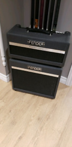 Fender Bassbreaker 15 Head and Cab